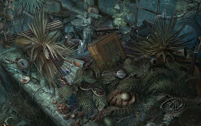 Shiver Poltergeist Hidden Object Scene