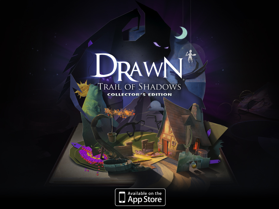 Get Drawn 3 for iPad Today!