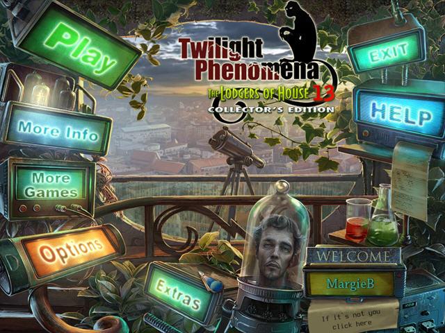Twilight Phenomena: The Lodgers of House 13 screenshot