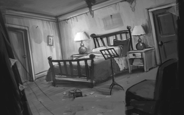 Coroners Bedroom Concept