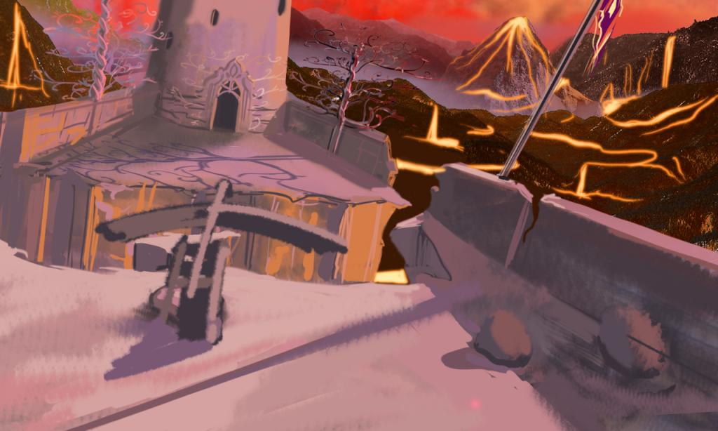 Fire World Concept