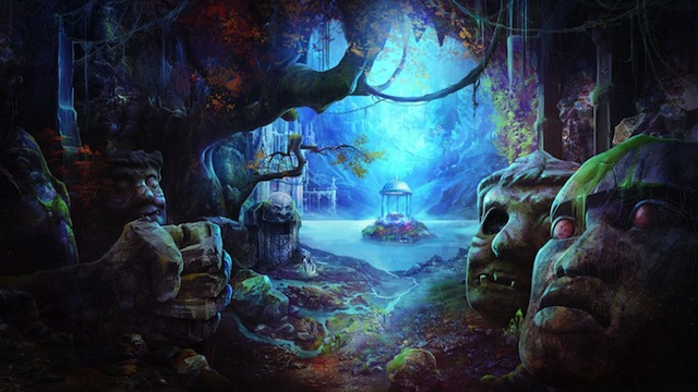 Grim Tales Pool
