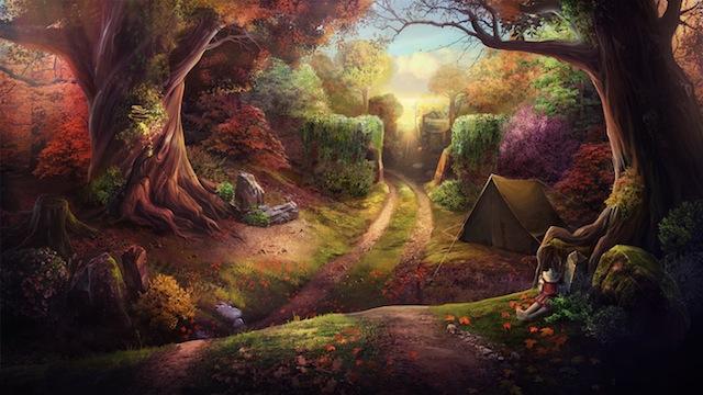 Grim Tales Path