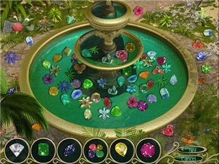 Jewel Match 3 Screenshot, Spiel wie Zuma