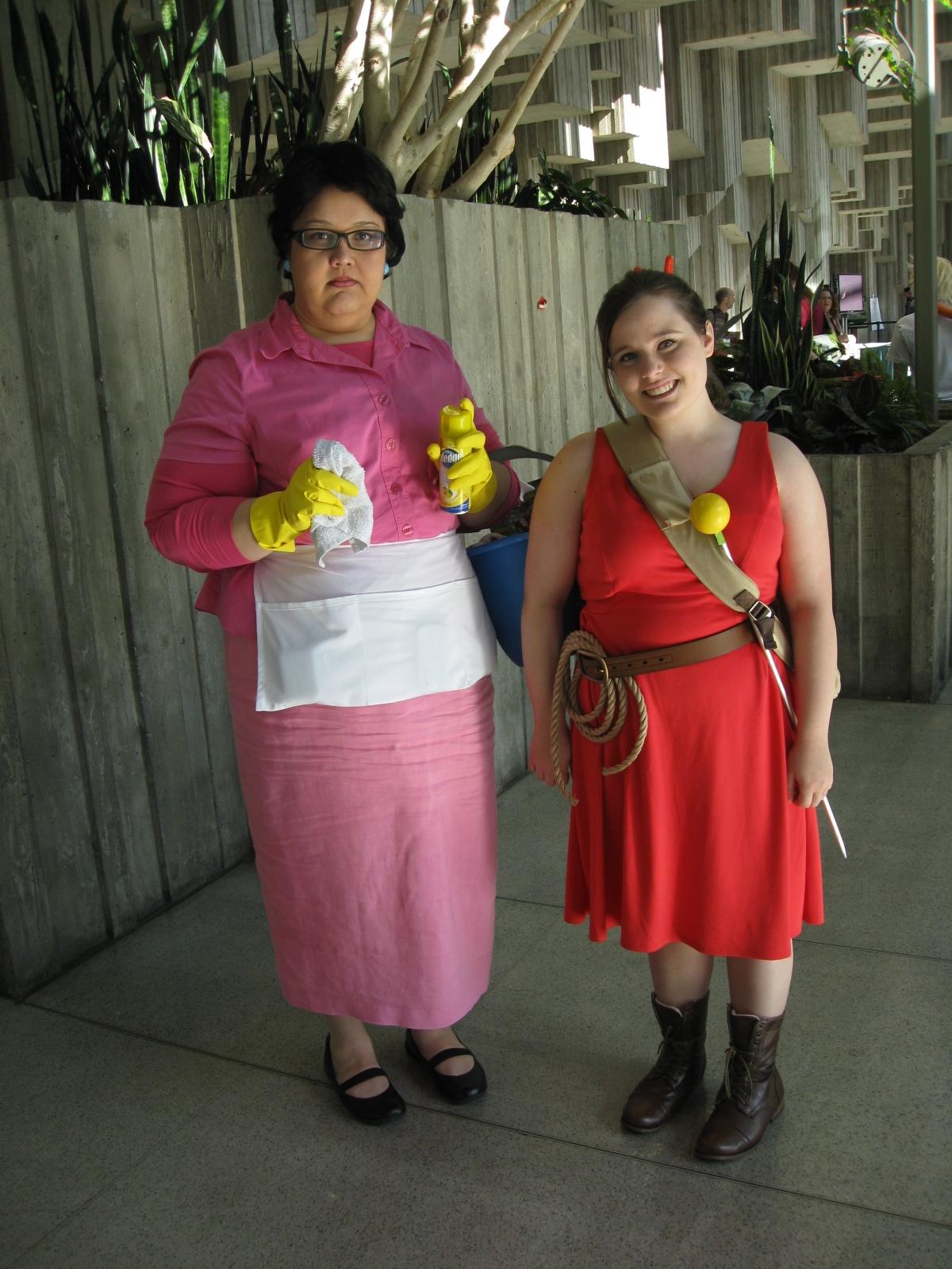 Lemon Pledge & Arrietty