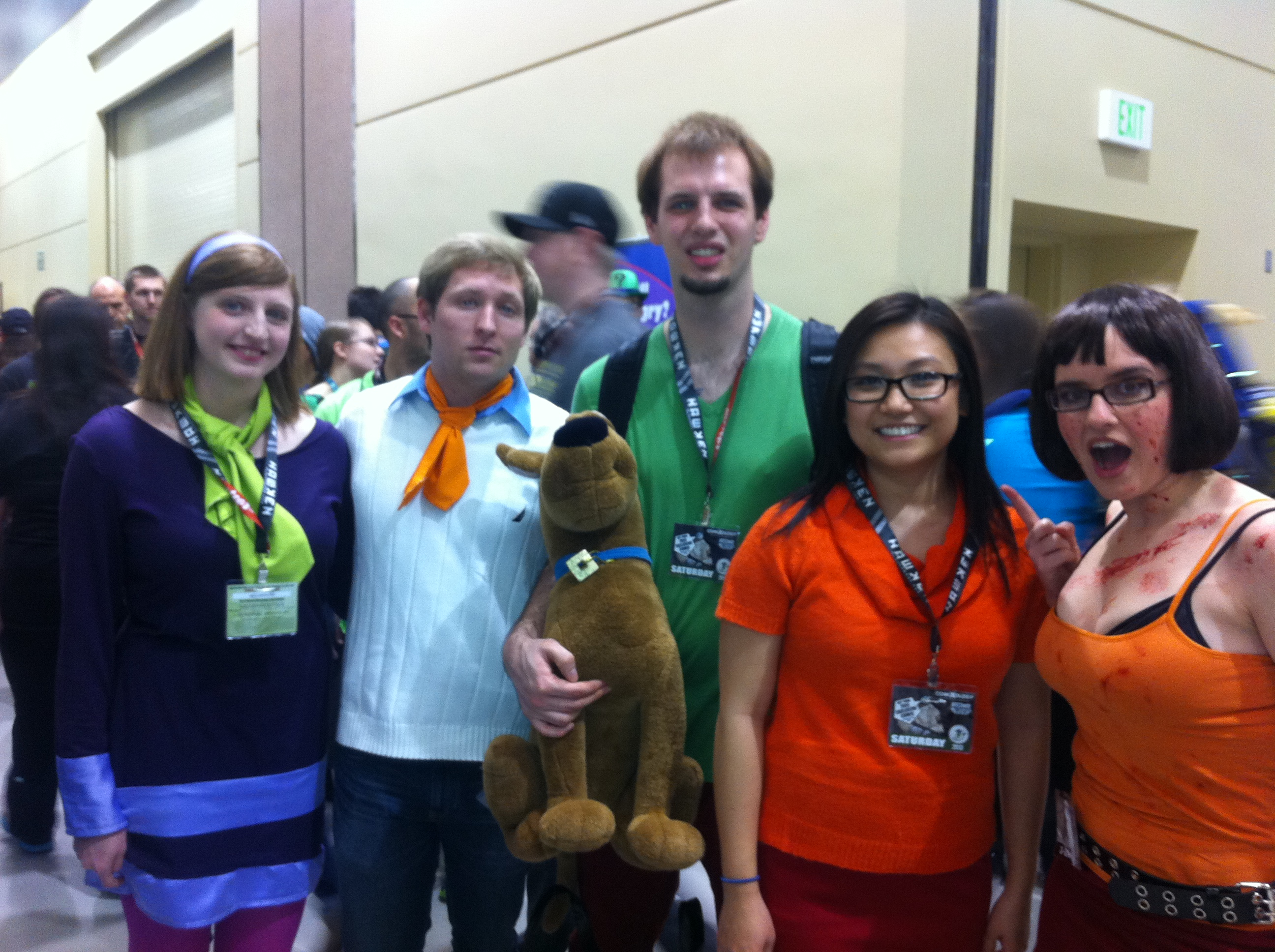 Scooby-Doo Gang