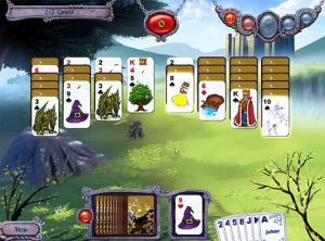 Capture d'écran d'Avalon Legends Solitaire