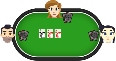 Texas hold 39 em dealing big fish blog for Fish table game tips