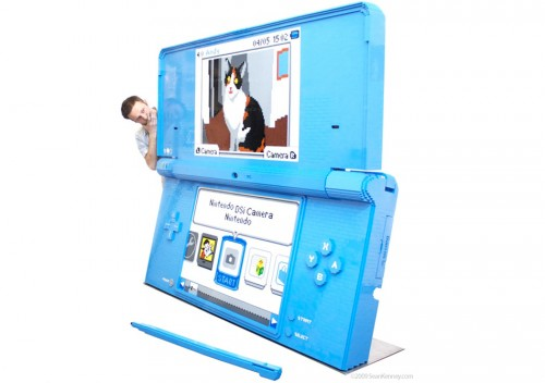 Lego Nintendo DS front