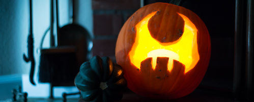 Geeky video game pumpkin stencils and how to carve them big fish