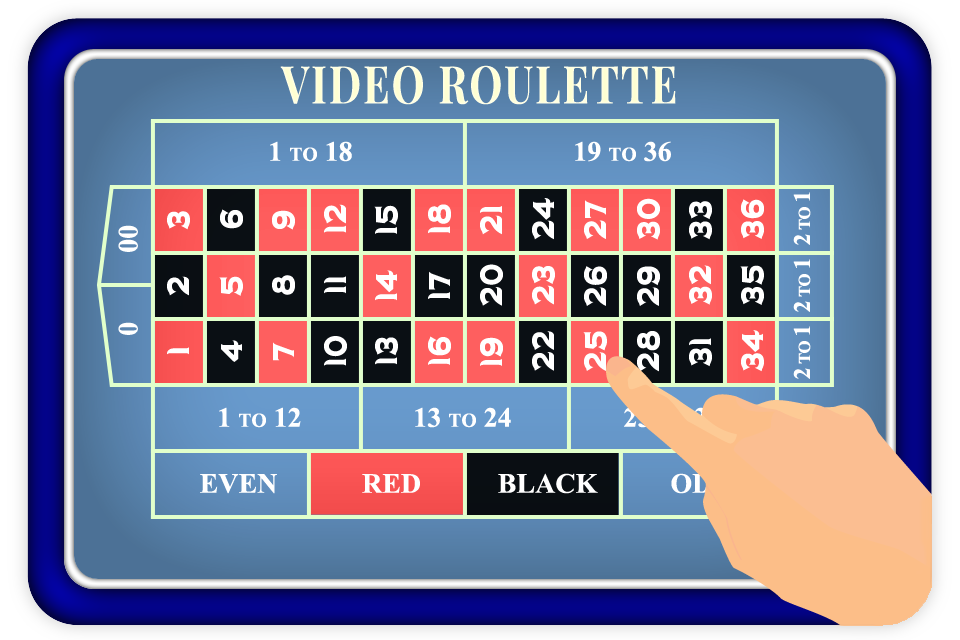 9-3-Video-Roulette