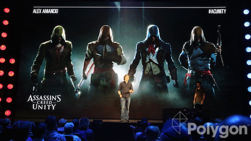 Assassin's Creed at E3 2014