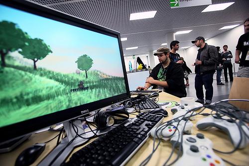 Game development play testing