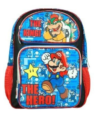 Video game back to school supplies for every gamer big for Mario go fish