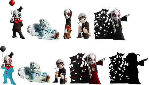 Living Dead Dolls Blind Box