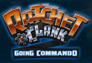 Ratchet Clank Going Commando