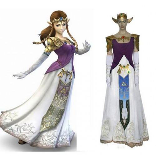 Video game costume ideas to buy or diy big fish blog princess zelda costume solutioingenieria Gallery