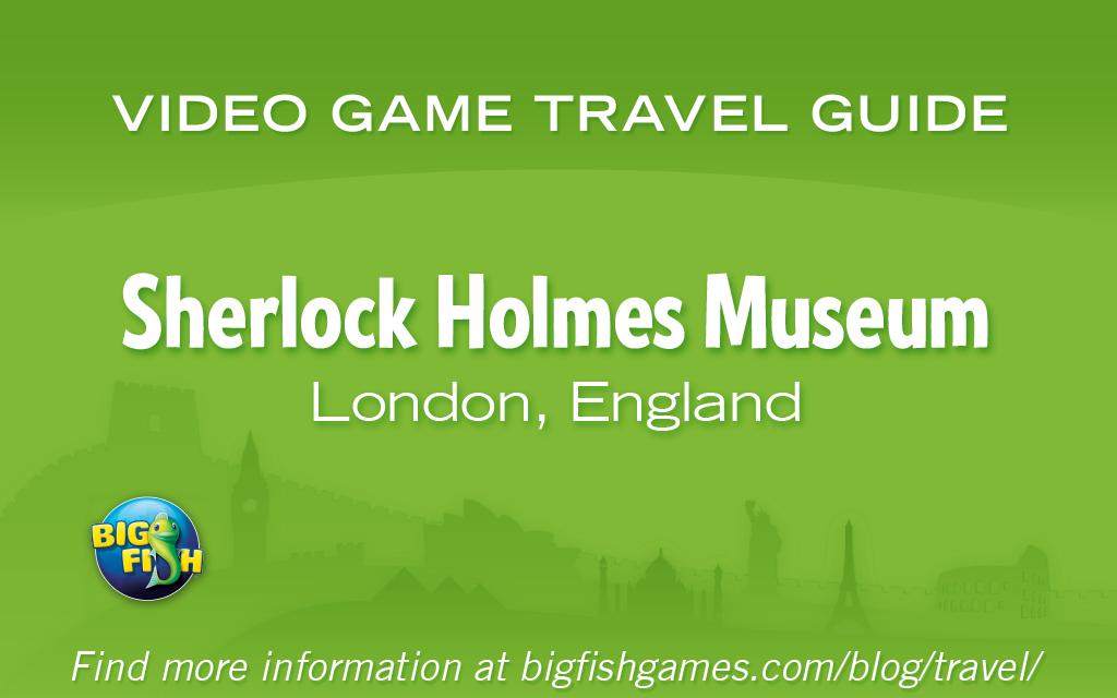 bfg-sherlock-holmes-museum-london-england