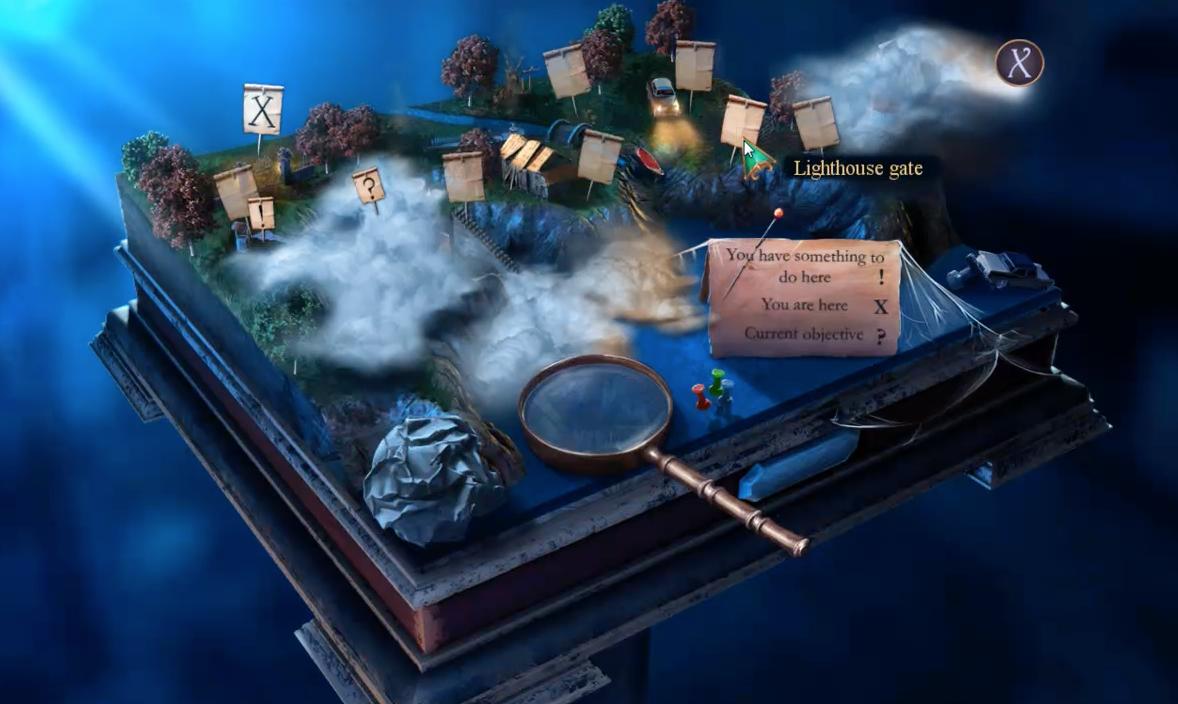 Mystery Case Files Key to Ravenhearst Screenshot