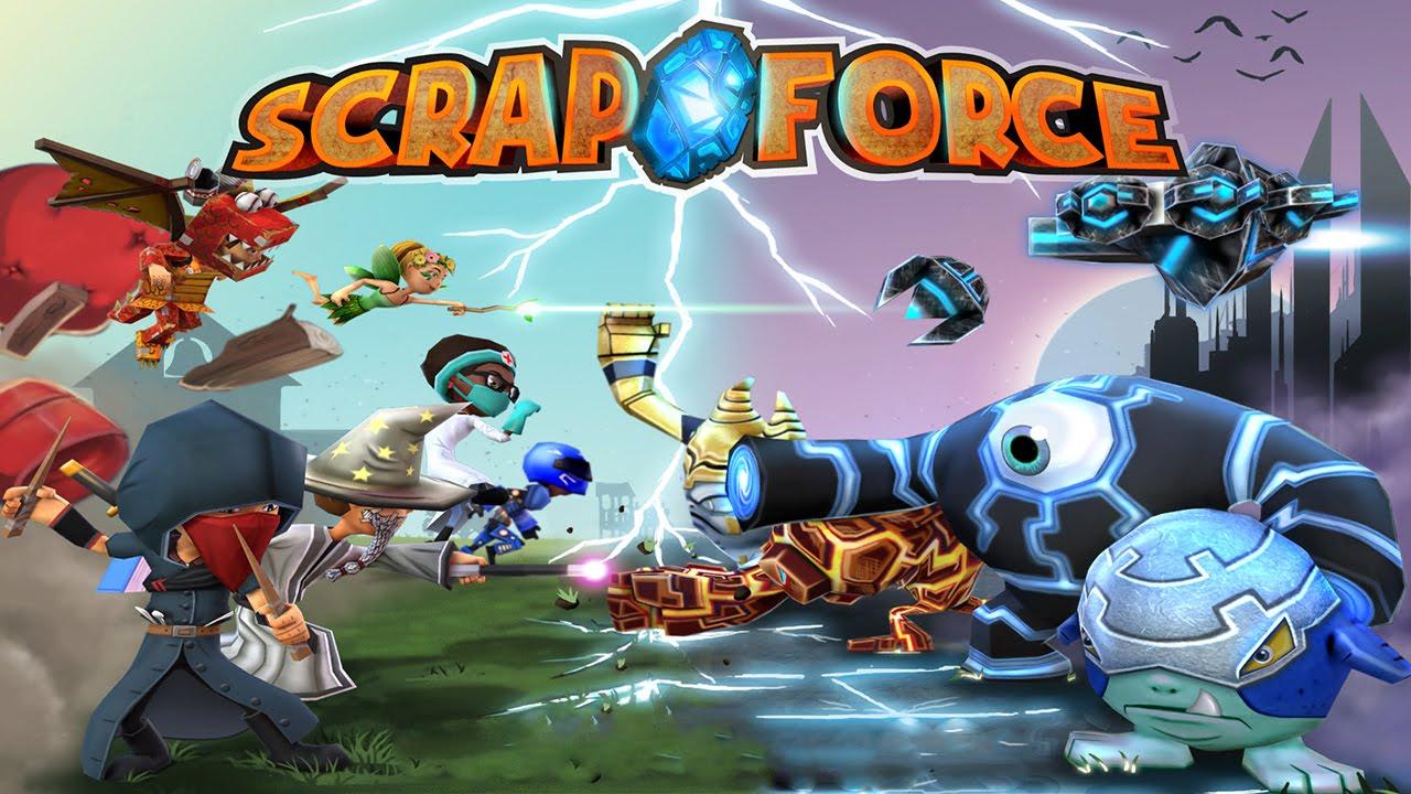 Scrap Force