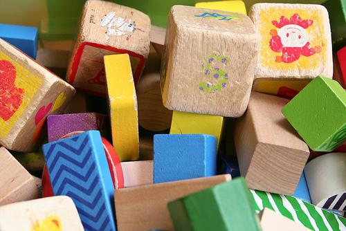 blocs de construction de votre jeu