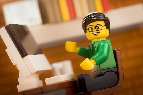 Programmeur en Lego