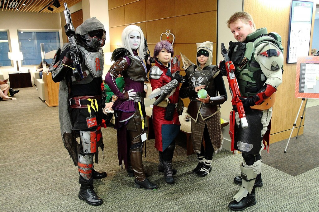 Learning About Cosplay An Interview With Two Avid Cosplayers Big