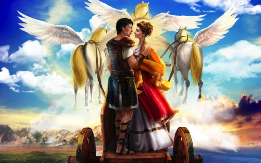 Elias and Persephonie