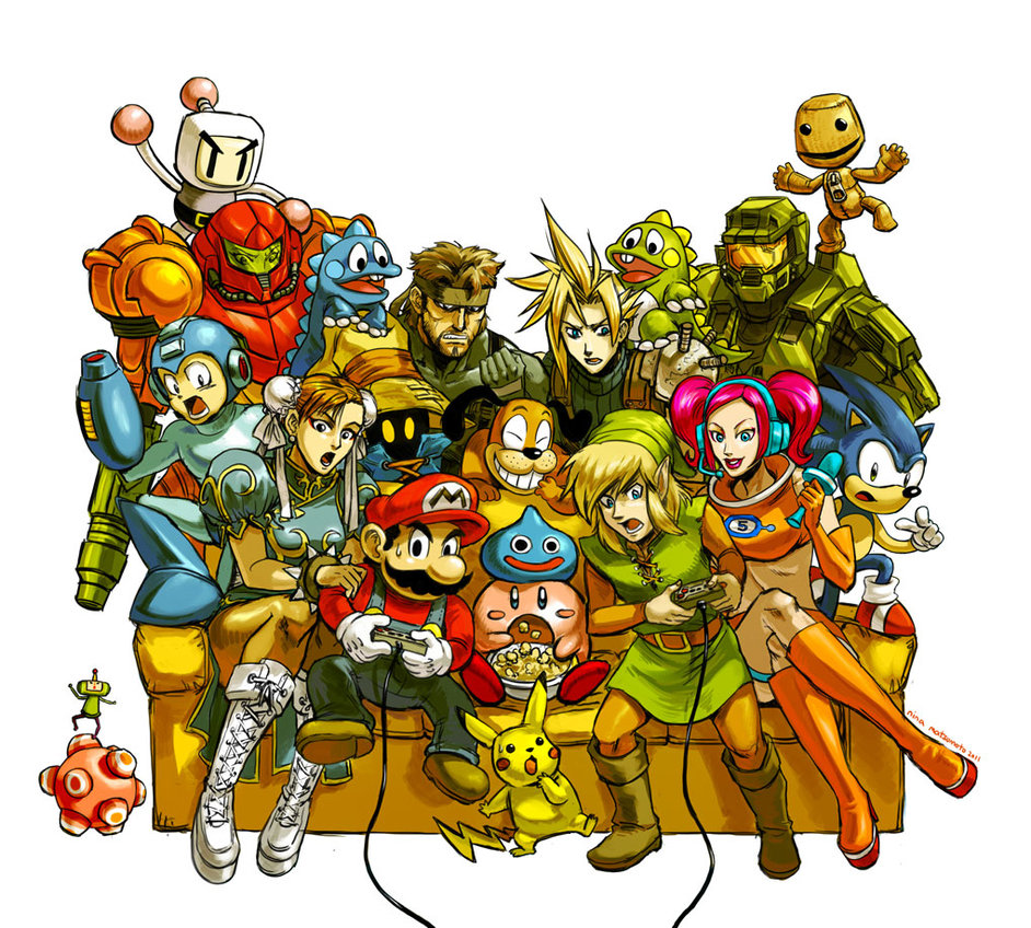 retrogamingcharacters