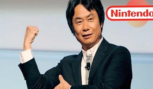 Nintendo Designer Shigeru Miyamoto
