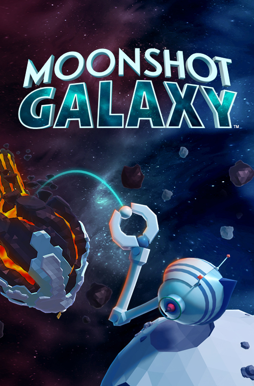 Moonshot Galaxy is Out Now on Steam & PlayStation®VR | Big